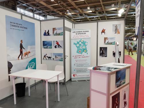 Salon autonomic paris ffac - Salon du chiot paris ...